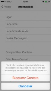Tela de Bloqueio Iphone
