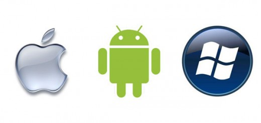 Sistemas IOS, Android e Windows Phone